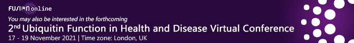 2nd Ubiquitin Function in Health and Disease Virtual Conference